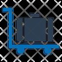 Baggage Briefcase Hotel Icon