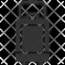 Baggage Luggage Travel Icon