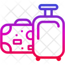 Baggage Luggage Suitcase Icon