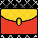 Baggage Briefcase Journey Icon