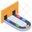 Baggage Carousel Icon
