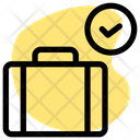 Baggage Check Icon