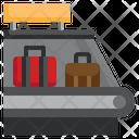 Baggage Claim Belt Icon