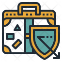 Baggage Insurance Icon