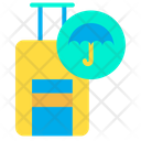 Baggage Protection Icon