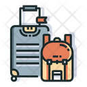 Baggages Icon