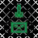 Bag Bagpack Camp Icon