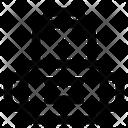 Bag Bagpack Enterprice Icon