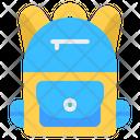Bagpack Bag Travel Icon
