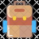 Gbackpack Bagpack Bag Icon