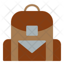 Bag Bagpack School Icon