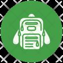 Bagpack Bag Ecommerce Bag Shopping Icon