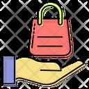 Bags Descriptions Purchase Icon