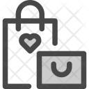 Bags Present Shopping Icon