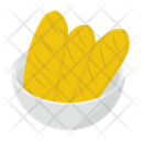 Baguette Bread Basket Icon