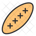 Baguettes Bread Bakery Products Icon