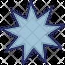 Bahai Faith Icon