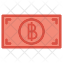 Baht Thai Bhat Currency Icon