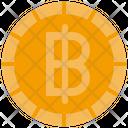 Baht Coin Cash Icon