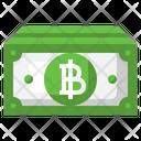 Baht Cash Icon