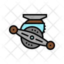 Bait Cast Reel Icon