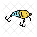 Bait Fishing Crankbait Icon
