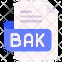 Bak Document File Icon