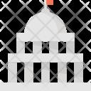 Bak Building Business Icon