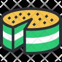 Bake Food Cake Icon