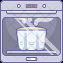Bake Kitchen Oven Icon