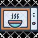 Bake food Icon