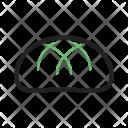 Baked Bun Icon