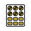 Baked Cookies Icon