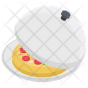 Baked Pizza Icon