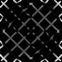 Bakelite Cd Disc Icon