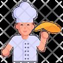 Chef Baker Culinarian Icon