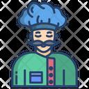Baker Male Icon