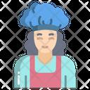 Baker Woman Female Baker Baker Icon