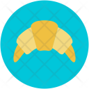 Bakery Food Croissant Icon