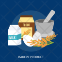 Bakery Product Agriculture Icon