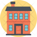 Bakery Store Building Icon