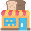 Bakery Shop Cooking Icon