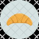 Bakery Breakfast Croissant Icon