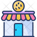 Bakery Bake Shop Confectionery Icon