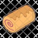 Bakery Bread Roll Icon