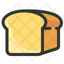 Bakery Bread Loaf Icon