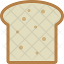 Bakery Bread Food Icon