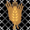 Bakery Gluten Wheat Icon