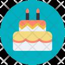 Bakery Food Cake Icon