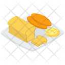 Bakery Food Items Icon